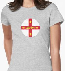 State Badge of New South Wales Women's Fitted T-Shirt