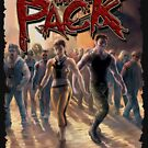 Forsaken Art: The Pack Cover  by TheOnyxPath
