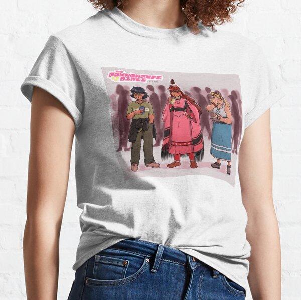 Powwow Puff Girls Classic T-Shirt