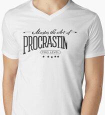 Master the Art of Procrastination T-Shirt