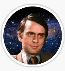 Carl Sagan 02 Sticker