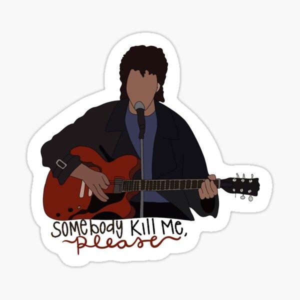 Robby hart sticker  Sticker