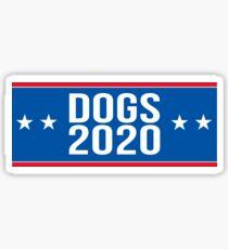 Pegatina Perros 2020