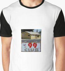 99 Club Graphic T-Shirt