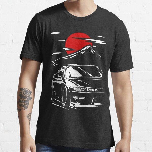 Silvia s14 Kouki Touge Essential T-Shirt