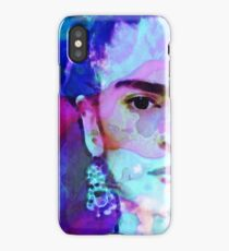 Dreaming Of Frida - Art By Sharon Cummings iPhone Case