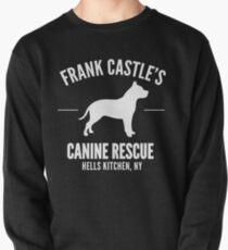 Frank Castle - Dog Rescue Pullover Sweatshirt