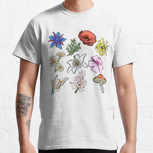 SpiritFarer Spirit Flower Pack Classic T-Shirt
