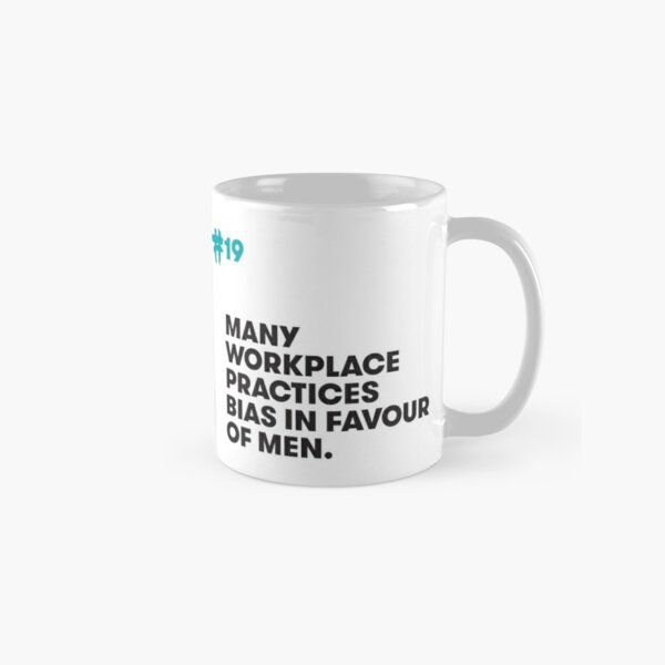 Gender Facts #19 Classic Mug