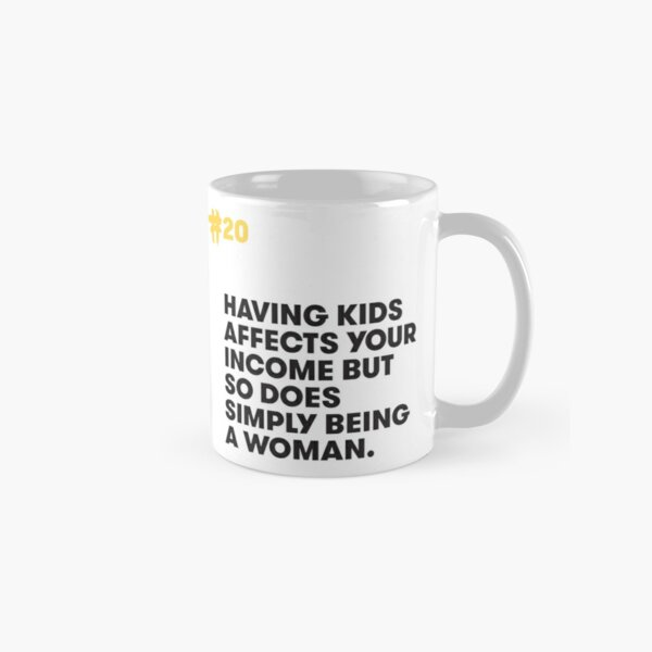Gender Facts #20 Classic Mug