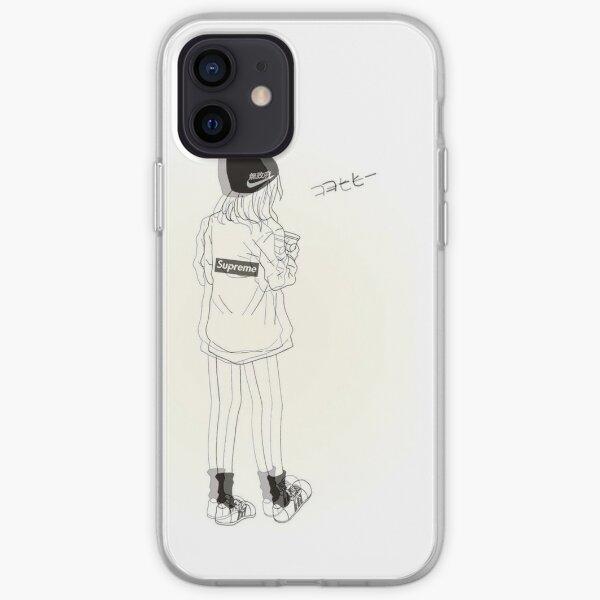 s u p r e m e iPhone Soft Case