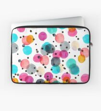 Festive Dots Laptop Sleeve