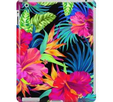 Drive You Mad Hibiscus Pattern iPad Case/Skin
