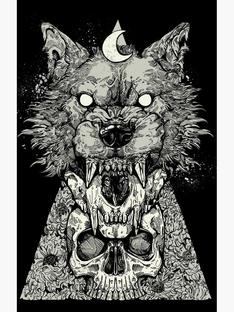 Shape Shift Black by WOLFSKULLJACK