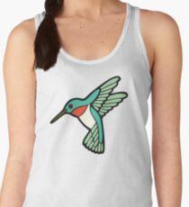 Hummingbird Pattern  Women's Tank Top