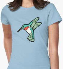 Hummingbird Pattern  T-Shirt