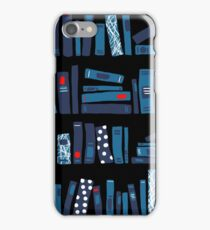 Keep Reading. Black. iPhone Case/Skin