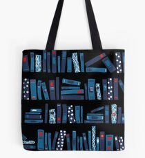 Keep Reading. Black. Tote Bag