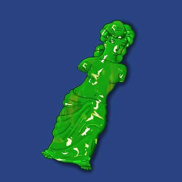 The Gummi Venus de Milo by Mr-Raindrop