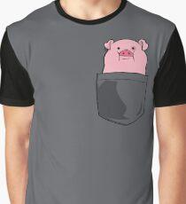 Pocket Soulmate Graphic T-Shirt