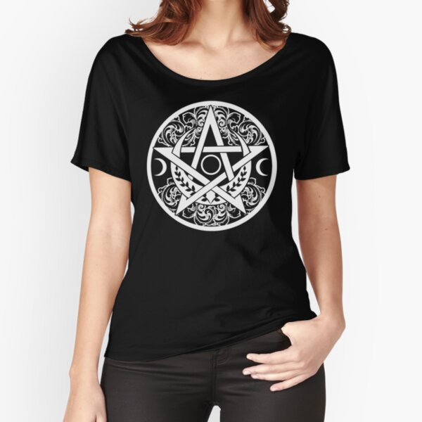 PENTAGRAM - PENTACLE Relaxed Fit T-Shirt