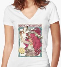 Night of 1000 Stevies 17: Edge of Seventeen  Women's Fitted V-Neck T-Shirt
