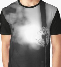 Dandelion at Sunset Graphic T-Shirt