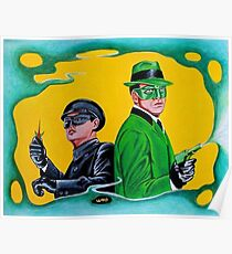 THE GREEN HORNET AND KATO Poster