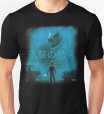 Attack on Dinosaur Unisex T-Shirt
