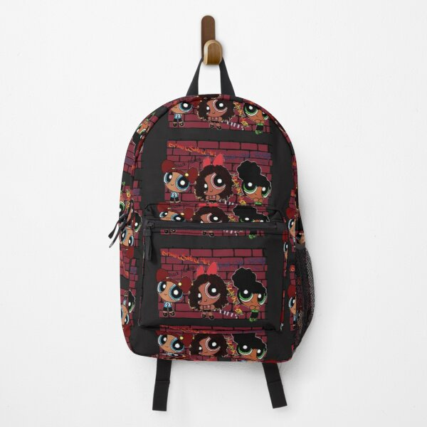Afro Puffs Girls Backpack