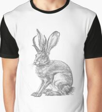 Jackalope Graphic T-Shirt