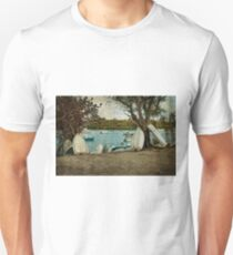 Row of Row Boats T-Shirt