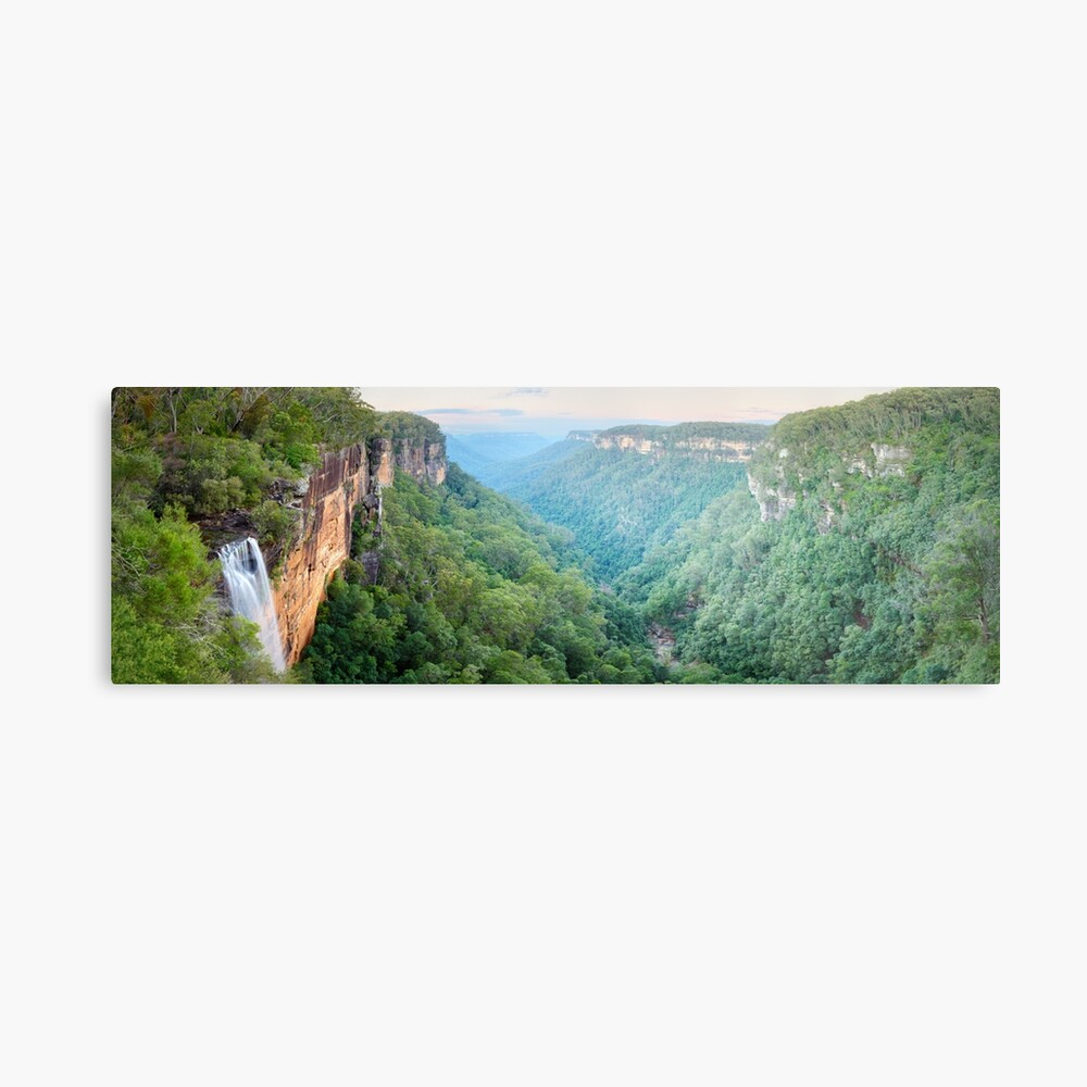 Fitzroy Falls, Morton National Park, New South Wales, Australia Metal Print