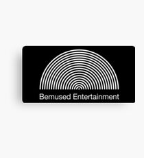 Bemused Entertainment Canvas Print
