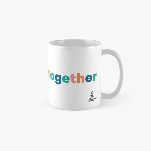 #STRONGERTOGETHER Classic Mug