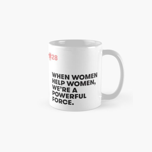 Gender Facts #28 Classic Mug