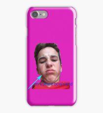 hunter rowland  iPhone Case/Skin