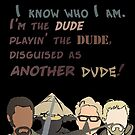 Quotes and quips - the dudes are emerging~ by MelisaOngMiQin