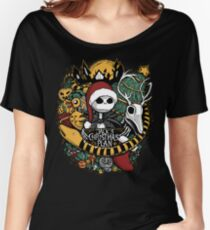 Jack's Christmas Plan Women's Relaxed Fit T-Shirt