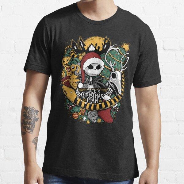 Jack's Christmas Plan Essential T-Shirt