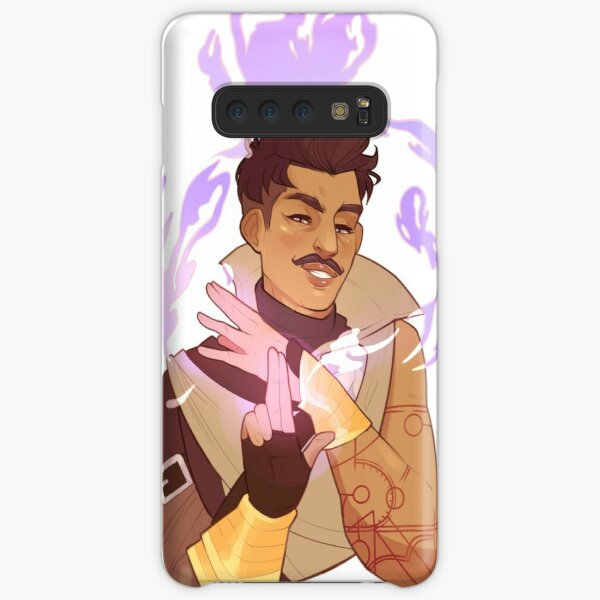 Dorian Greatly Approves Samsung Galaxy Snap Case