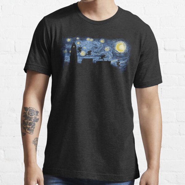 Starry Fight Essential T-Shirt