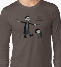 Leon and Mathilda Long Sleeve T-Shirt