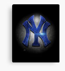 Yankees MOS Canvas Print