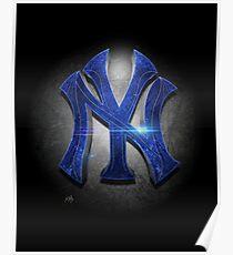 Yankees MOS Poster