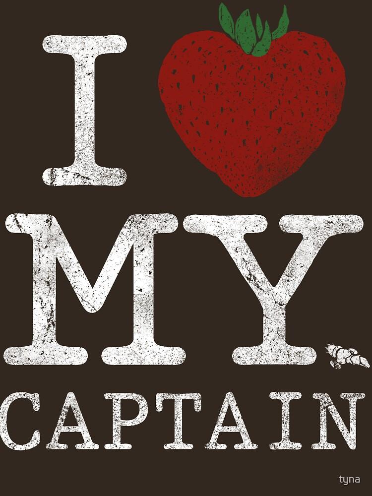I Love My Captain by tyna