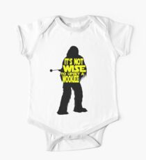 It's not wise to upset a wookiee One Piece - Short Sleeve