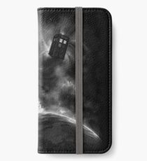 Space and Time iPhone Wallet/Case/Skin