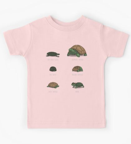 Know Your Turtles Kids Clothes