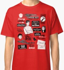 Horrible Quotes Classic T-Shirt